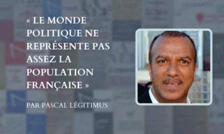Interview de Pascal Légitimus pour La NEF